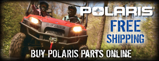 Polaris Parts Monster OEM Parts