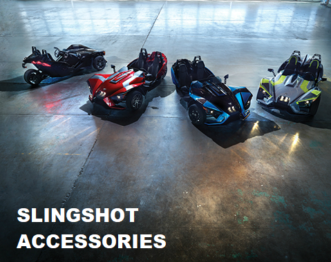 Slingshot Accessories | Polaris Parts Monster